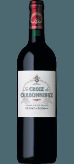LA CROIX DE CARBONNIEUX 2015 - SECOND VIN CHATEAU CARBONNIEUX