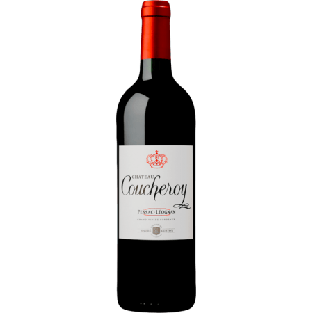 CHATEAU COUCHEROY 2016