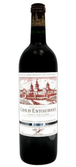 CHATEAU COS D'ESTOURNEL 2012 - SECOND CRU CLASSE