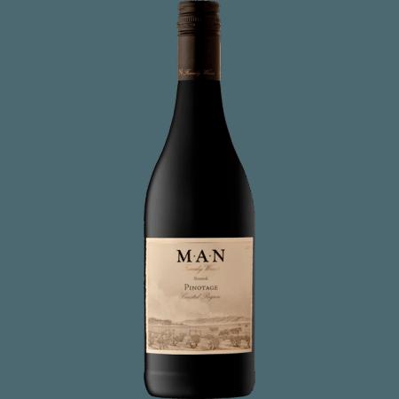 MAN FAMILY WINES - BOSSTOK PINOTAGE 2016