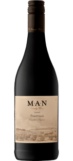 PINOTAGE - BOSSTOK 2016 - MAN FAMILY WINES