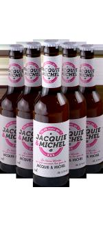 PACK 6 BIERES JACQUIE ET MICHEL 33CL