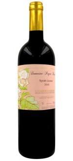 SYRAH LEONE - DOMAINE PEYRE ROSE 2003 ( France-Languedoc Roussillon-Coteaux du Languedoc AOC-Rouge-0,75L )