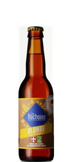 LA ROCHOISE BLONDE 33CL - BRASSERIE LA ROCHOISE