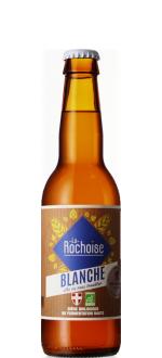 LA ROCHOISE BLANCHE 33CL - BRASSERIE LA ROCHOISE
