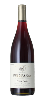 PAUL MAS ESTATE PINOT NOIR 2017 - PAUL MAS