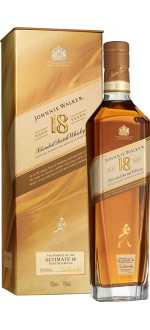 JOHNNIE WALKER 18 ANS - EN COFFRET