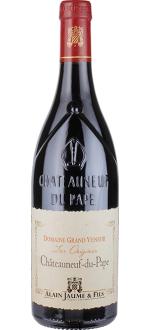 CHATEAUNEUF DU PAPE - LES ORIGINES 2015 - DOMAINE GRAND VENEUR
