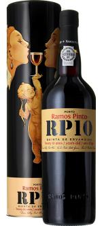 QUINTA DA ERVAMOIRA - 10 ANS - RAMOS PINTO