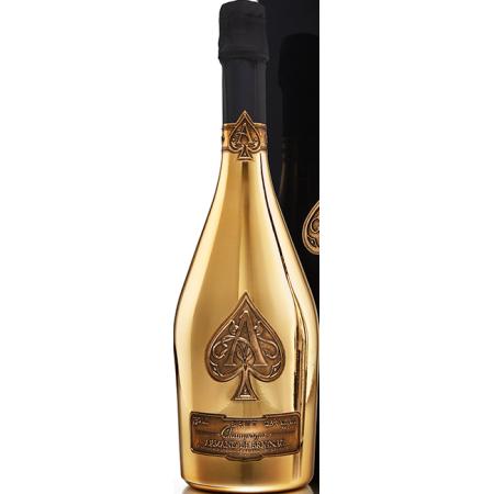 champagne armand de brignac cuv e brut gold au meilleur prix
