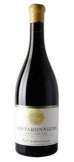LES VARONNIERS 2010 - MICHEL CHAPOUTIER (France - Vin Rhône - Crozes-Hermitage AOC - Vin Rouge - 0,75 L)