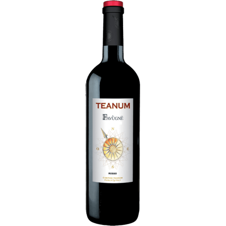 FAVUGNE ROSSO 2017 - CANTINE TEANUM