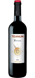 CANTINE TEANUM - FAVUGNE ROSSO 2017