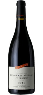 CHAMBOLLE MUSIGNY 1ER CRU - LES SENTIERS 2016 - DUBAND DAVID