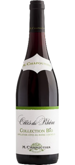 COTES-DU-RHONE BIO COLLECTION 2017 - MICHEL CHAPOUTIER