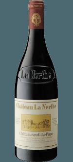 BLANC - CHATEAU LA NERTHE 2017