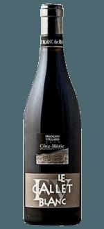 COTE ROTIE - GALLET BLANC 2016 - FRANCOIS VILLARD