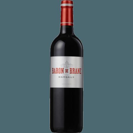 BARON DE BRANE 2015 - SECOND VIN DU CHATEAU DE BRANE CANTENAC