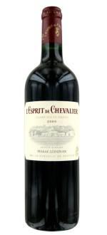ESPRIT DE CHEVALIER - 2ème Vin du DOMAINE DE CHEVALIER 2008 ( France-Bordeaux-Pessac-Léognan AOC-Rouge-0,75L )