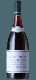 CHAMBERTIN CLOS DE BEZE GRAND CRU 2015 - DOMAINE BRUNO CLAIR