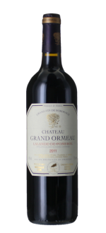 CHATEAU GRAND ORMEAU 2011