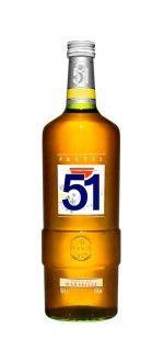 PASTIS 51 (France - Spiritueux - Anisé - 0,7 L)