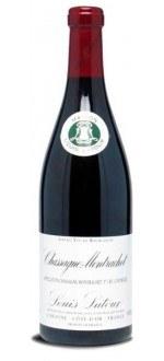 CHASSAGNE-MONTRACHET ROUGE - MAISON LOUIS LATOUR 2008 ( France-Bourgogne-Chassagne Montrachet AOC-Rouge-0,75L )