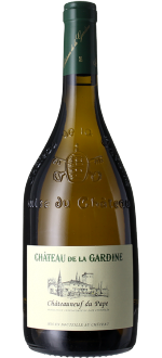 CHÂTEAUNEUF DU PAPE BLANC - TRADITION 2016 - CHATEAU DE LA GARDINE