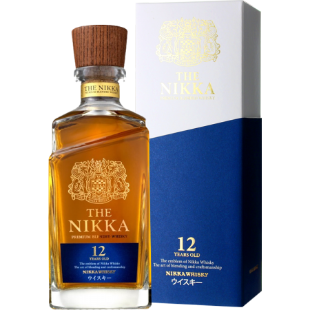NIKKA 12 ANS - THE NIKKA