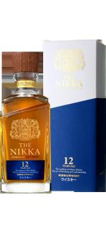 VINOTHEQUE NIKKA 12 ANS - THE NIKKA