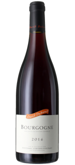 BOURGOGNE ROUGE 2016 - DUBAND DAVID