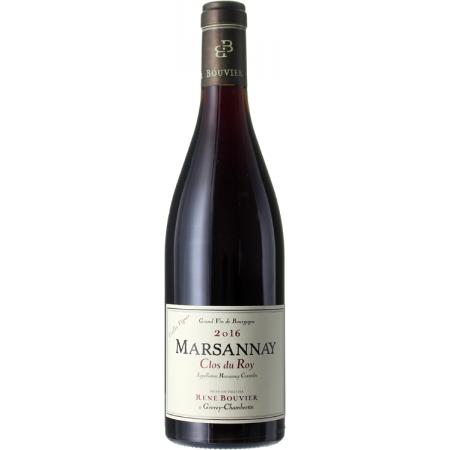 MARSANNAY - CLOS DU ROY 2016 - DOMAINE RENE BOUVIER