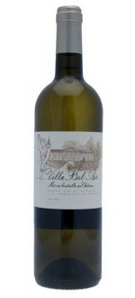 CHATEAU VILLA BEL AIR BLANC 2013 (France - Vin Bordeaux - Graves AOC - Vin Blanc - 0,75 L)