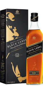 JOHNNIE WALKER BLACK LABEL 12 ANS - EN ETUI