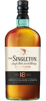 SINGLETON OF DUFFTOWN 18 ANS