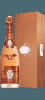 CRISTAL ROSE 2008 - CHAMPAGNE LOUIS ROEDERER - COFFRET PREMIUM