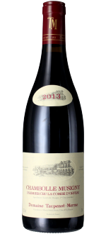 CHAMBOLLE MUSIGNY 1ER CRU - COMBE D'ORVEAU 2013 - DOMAINE TAUPENOT-MERME