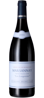 MARSANNAY - LES LONGEROIES 2015 - DOMAINE BRUNO CLAIR