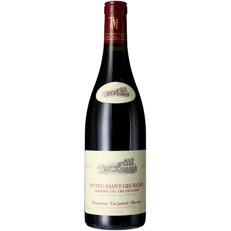 NUITS SAINT GEORGES 1ER CRU - LES PRULIERS 2015 - DOMAINE TAUPENOT-MERME