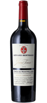 GRAND TERROIR GRES DE MONTPELLIER 2016 - GERARD BERTRAND