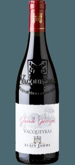 VACQUEYRAS - GRANDE GARRIGUE 2016 - ALAIN JAUME