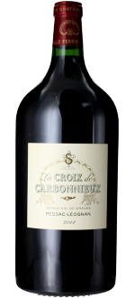 DOUBLE-MAGNUM LA CROIX DE CARBONNIEUX 2014 - SECOND VIN CHATEAU CARBONNIEUX