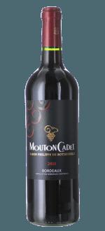 MOUTON CADET 2016 - BARON PHILIPPE DE ROTHSCHILD
