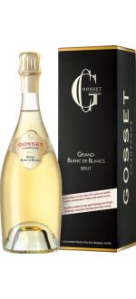 CHAMPAGNE GOSSET - GRAND BLANC DE BLANCS - EN ETUI
