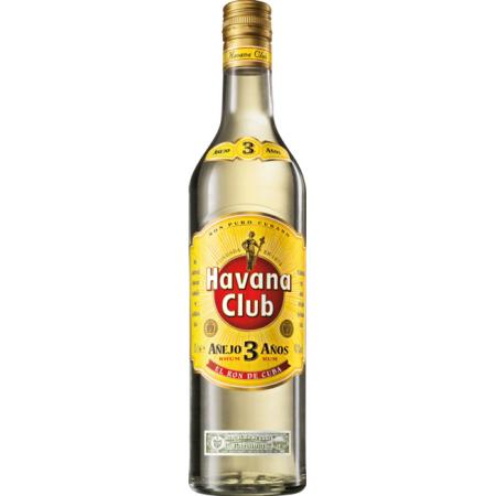 HAVANA CLUB - RHUM 3 ANS