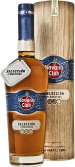 HAVANA CLUB - RHUM SELECCION DE MAESTROS - EN CANISTER