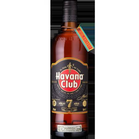 RHUM 7 ANS - HAVANA CLUB