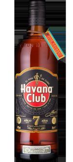 HAVANA CLUB - RHUM 7 ANS