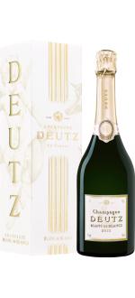 CHAMPAGNE DEUTZ - BLANC DE BLANCS MILLESIME 2013 - EN ETUI