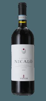 CAPITEL DEI NICALO 2016 - VALPOLICELLA SUPERIORE - TEDESCHI